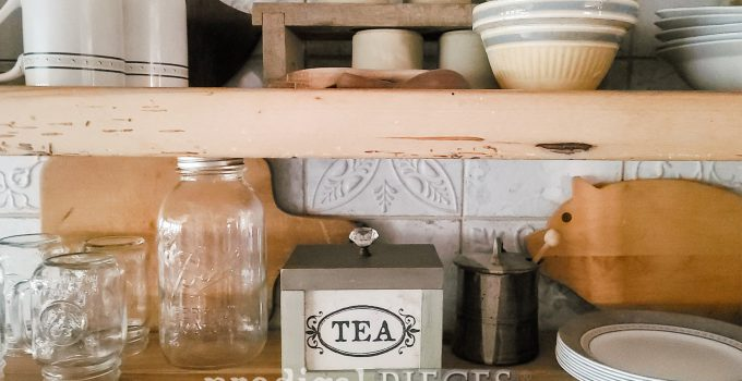 Mini Thrift Store Makeovers for Home Decor