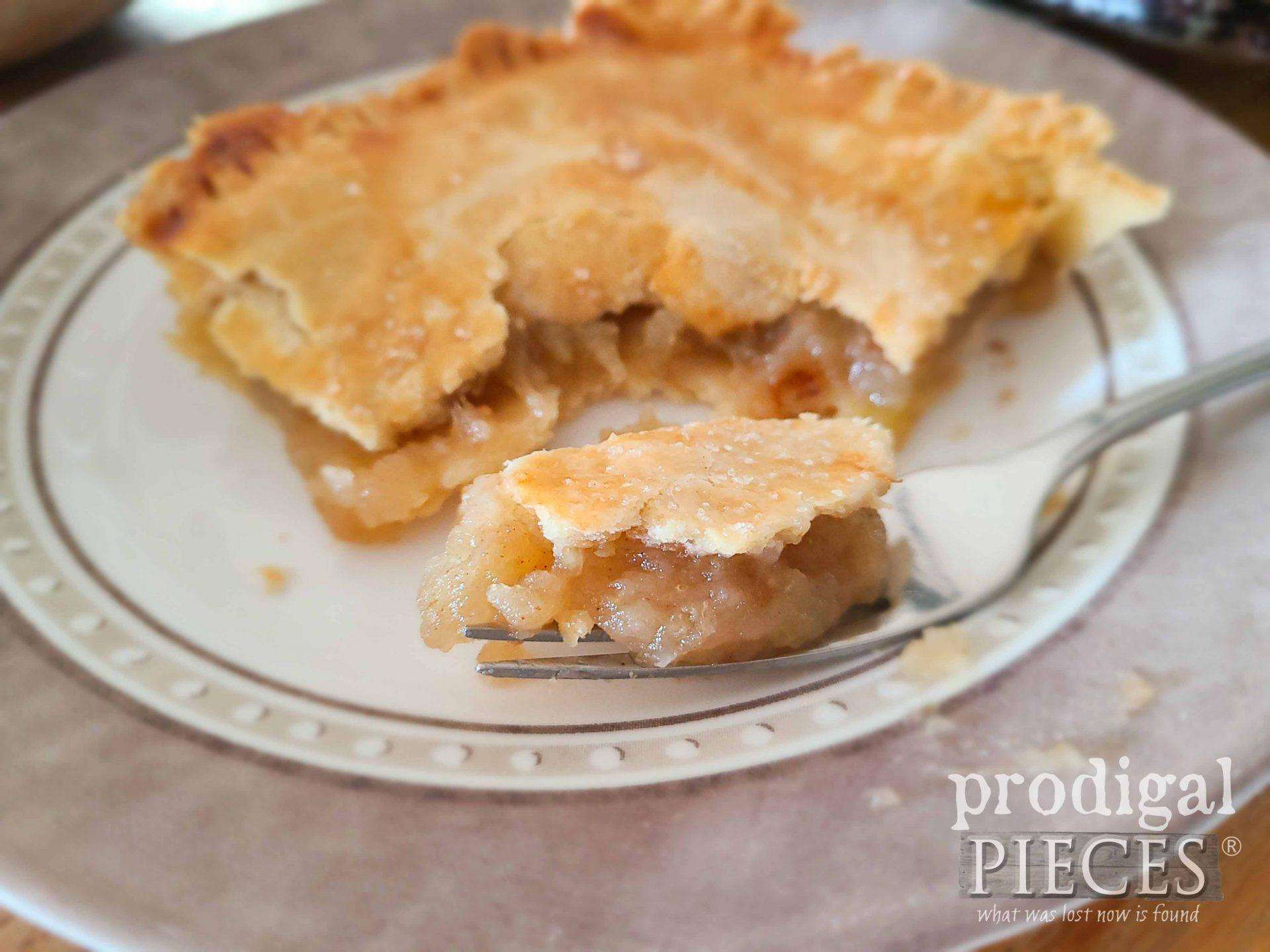 Handmade Apple Jack Dessert with Video Recipe by Larissa of Prodigal Pieces   prodigalpieces.com #prodigalpieces #food #recipe #dessert #apple