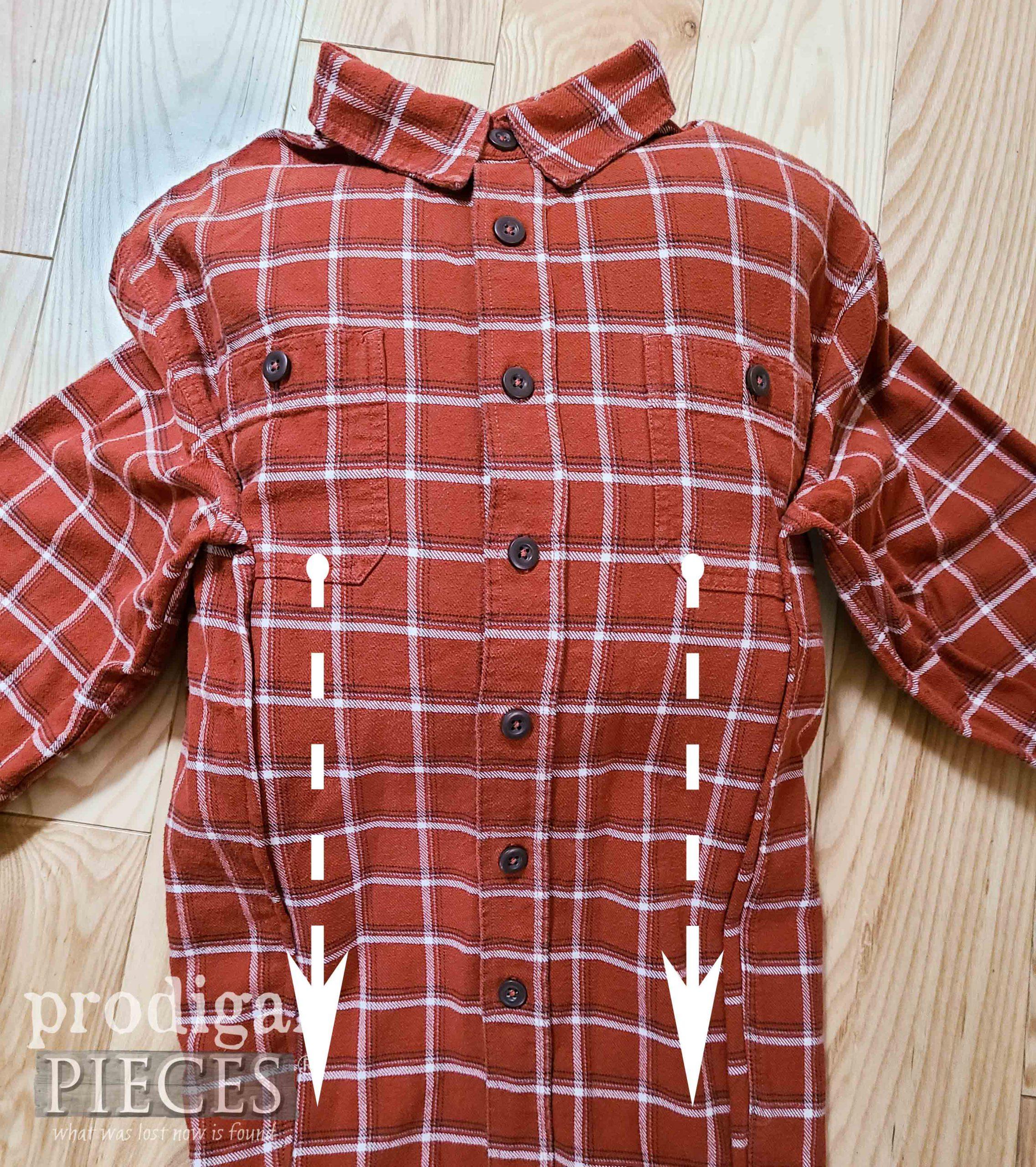 Sewing Pocket Pillow Darts | prodigalpieces.com