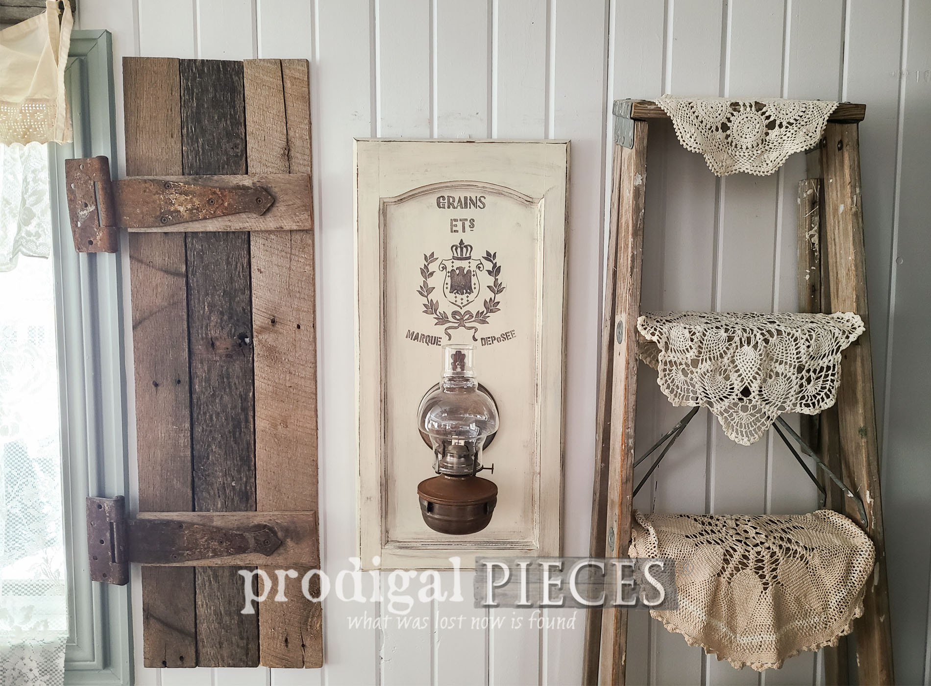 Featured Farmhouse Oil Lamp by Larissa of Prodigal Pieces | prodigalpieces.com #prodigalpieces #diy #home #farmhouse #homedecor