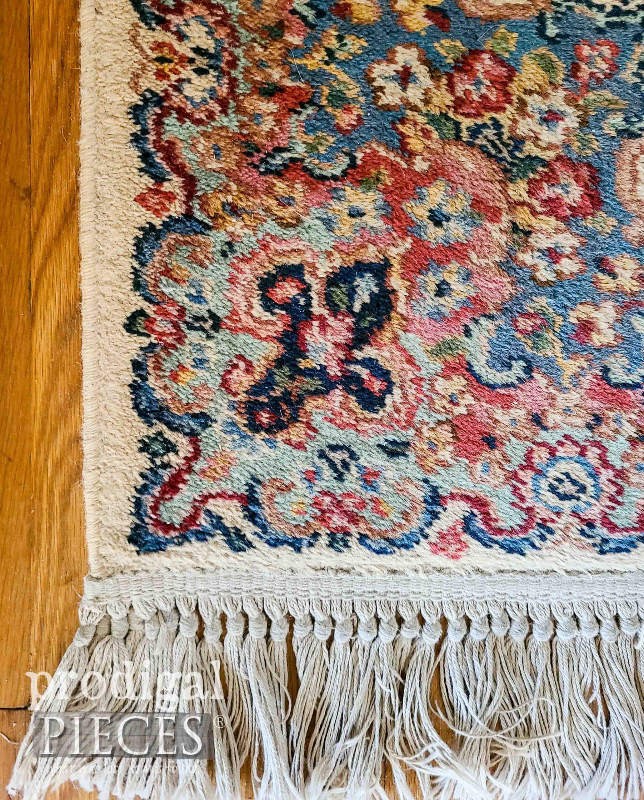 Vintage Wool Rug | prodigalpieces.com