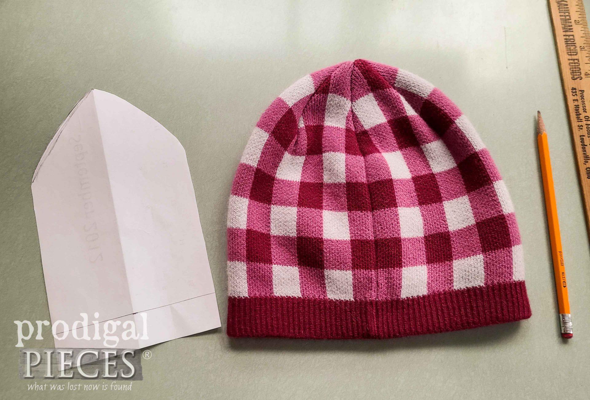 Felted Wool Hat Pattern | Prodigal Pieces | prodigalpieces.com #prodigalpieces