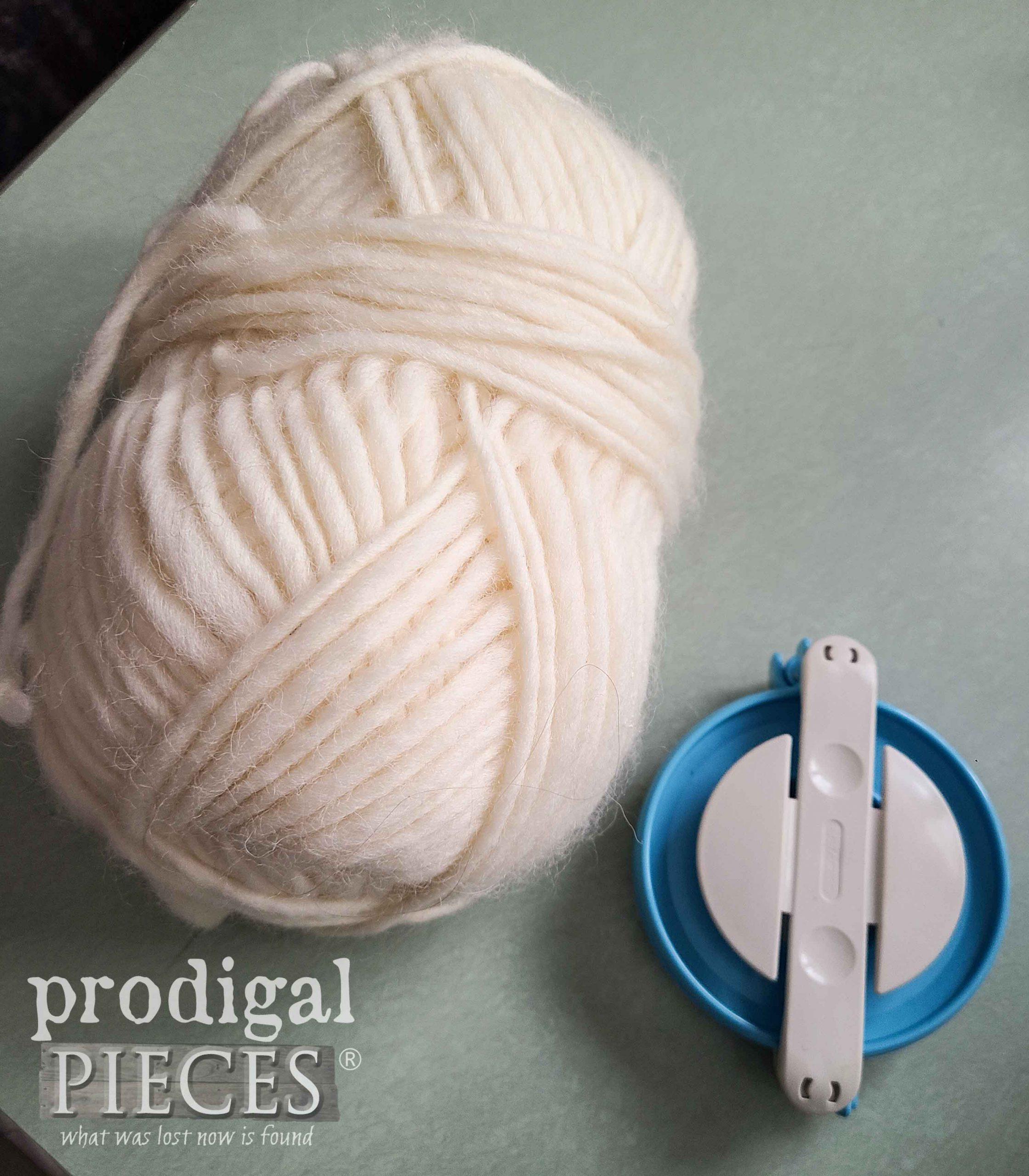 Wool Yarn & Pom-Pom Maker | Prodigal Pieces | prodigalpieces.com #prodigalpieces