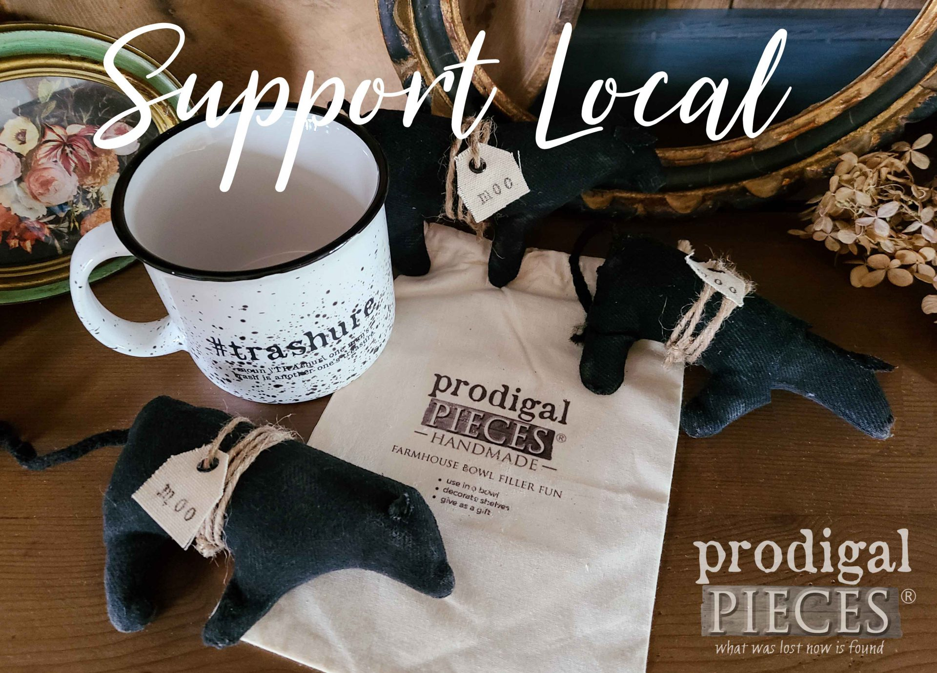 Farmhouse Bowl Filler Giveaway | Support Local | prodigalpieces.com #prodigalpieces