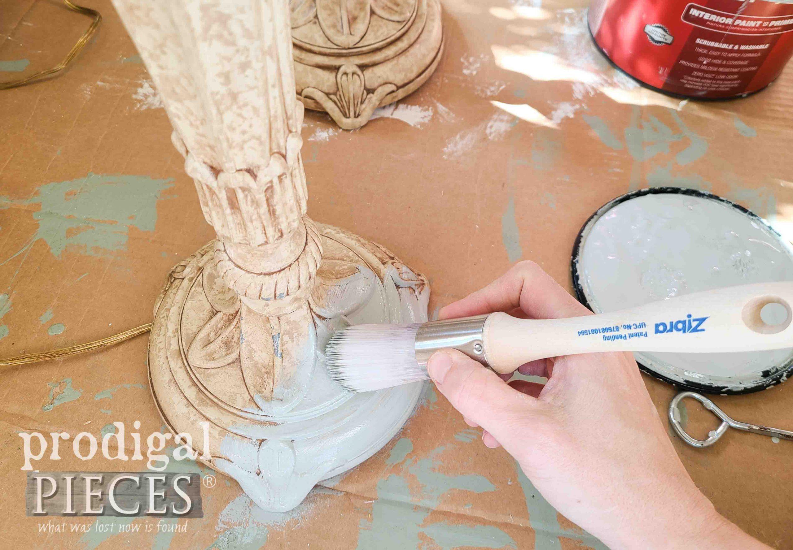 Painting Table Lamps Base | prodigalpieces.com