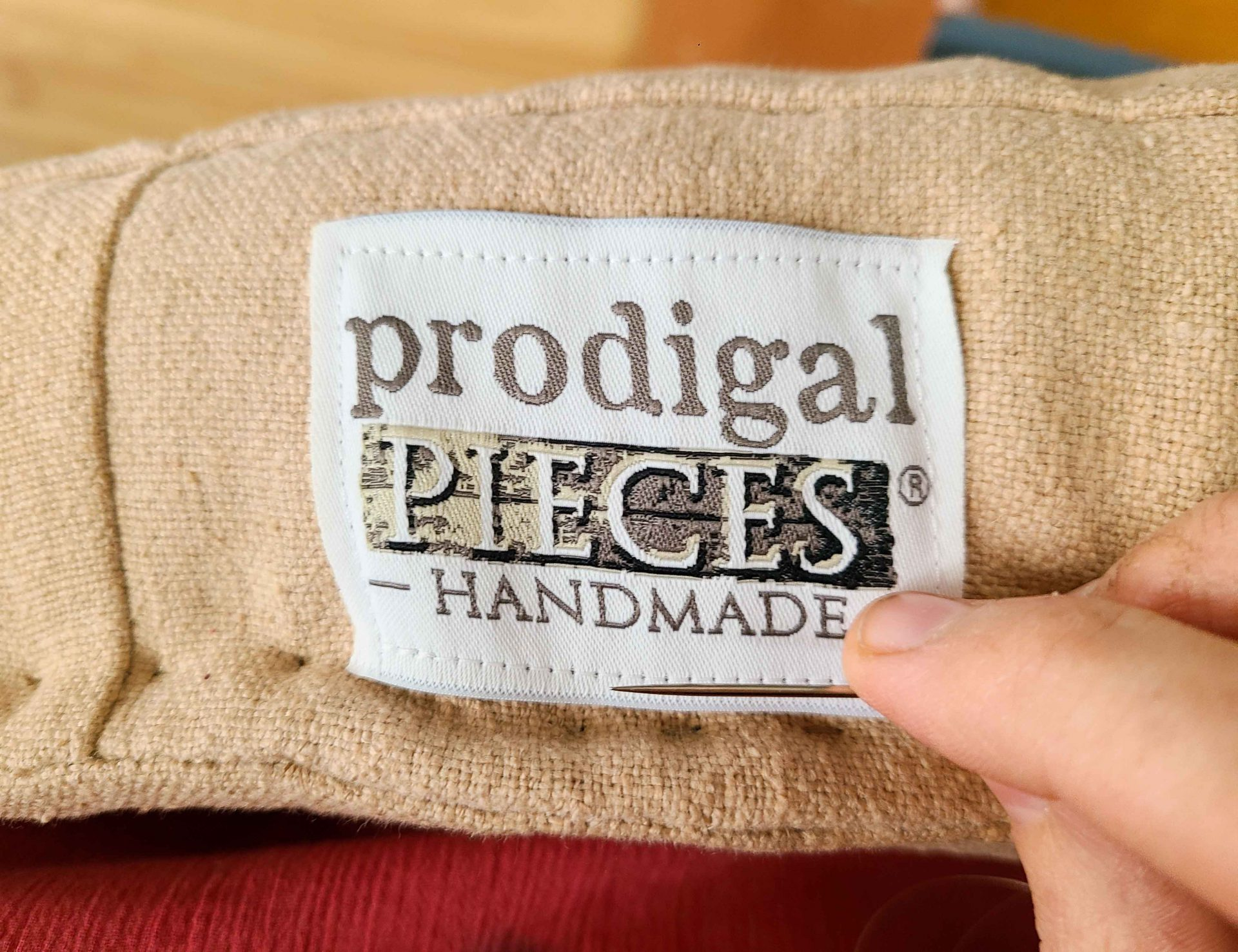 Prodigal Pieces Handmade Tufted French Mattress by Larissa of Prodigal Pieces | prodigalpieces.com #prodigalpieces