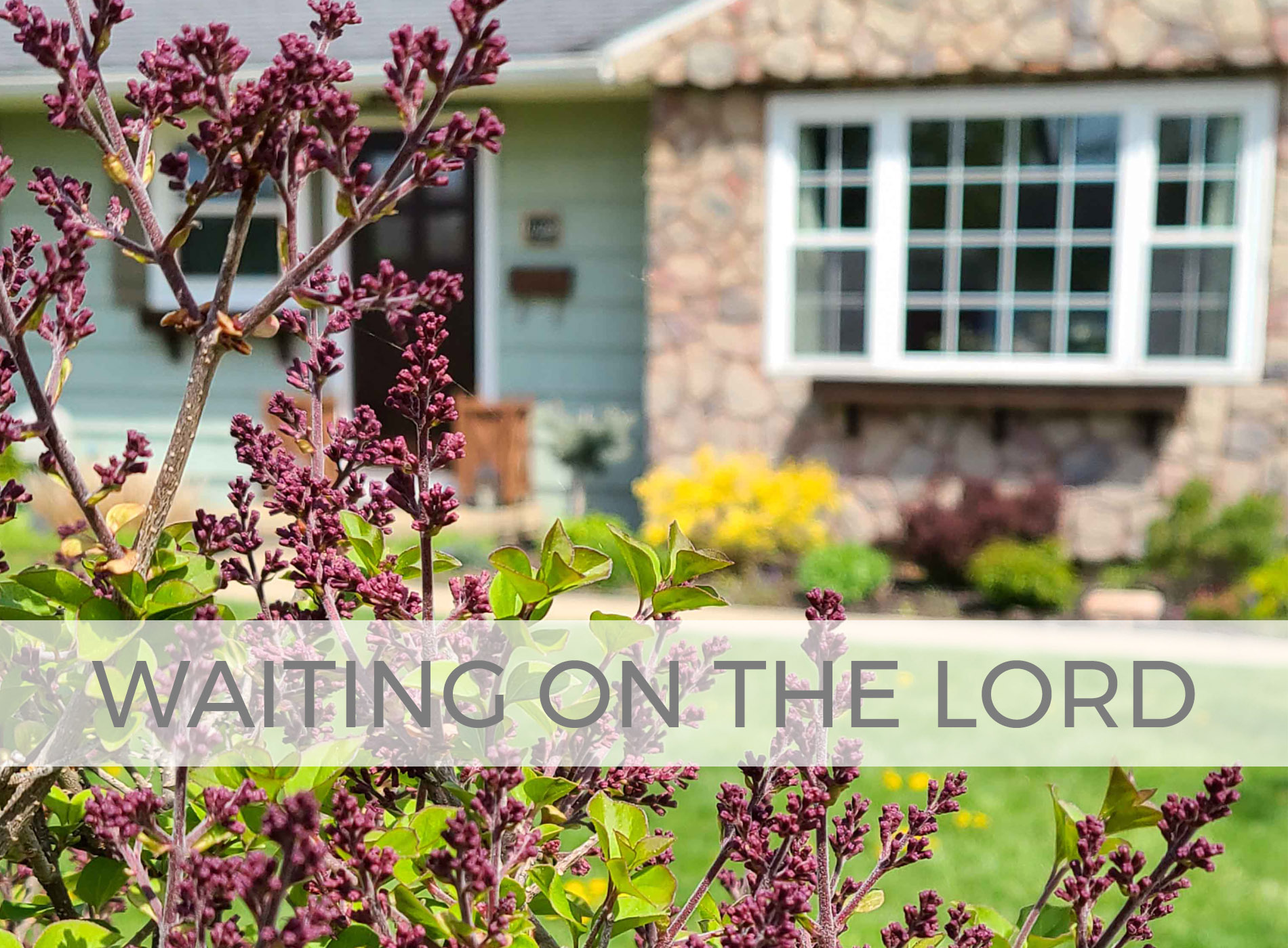 Waiting on the Lord ~ It Ain't Always Easy | by Larissa of Prodigal Pieces | prodigalpieces.com #prodigalpieces