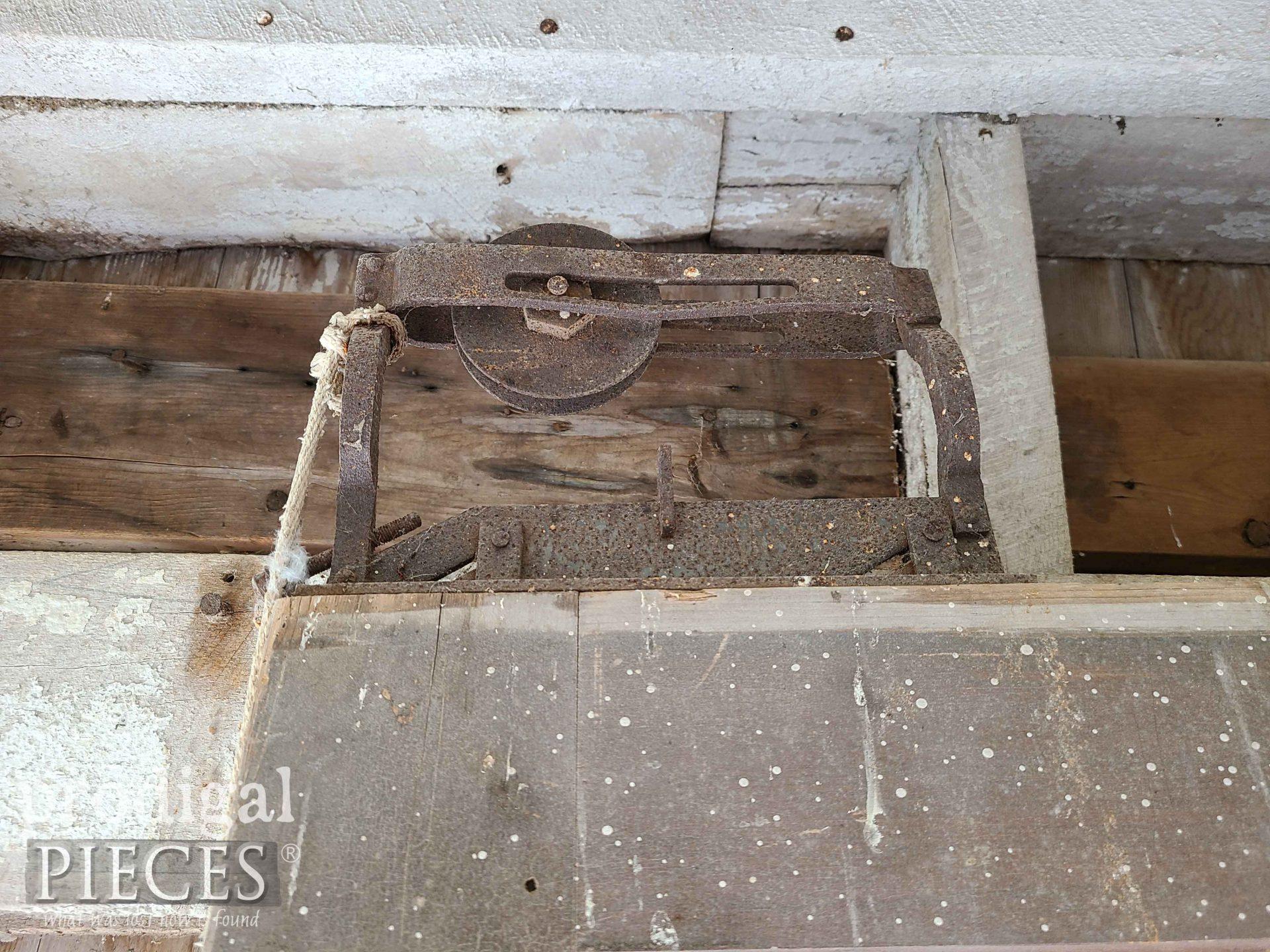 Antique Rolling Barn Door Hardware | prodigalpieces.com