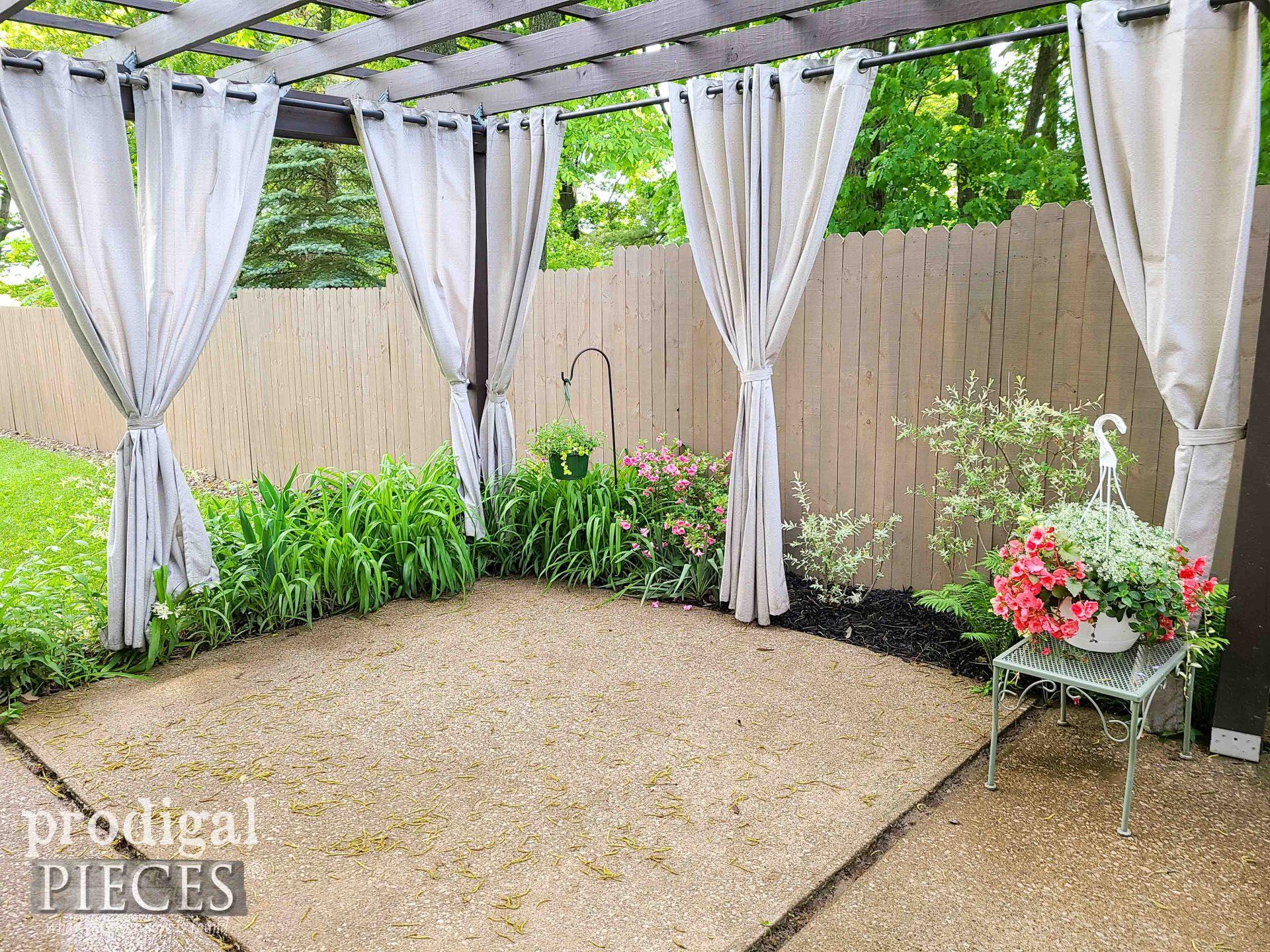 Clean Patio Before Furniture | prodigalpieces.com