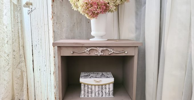 Broken Furniture Upcycled Into New