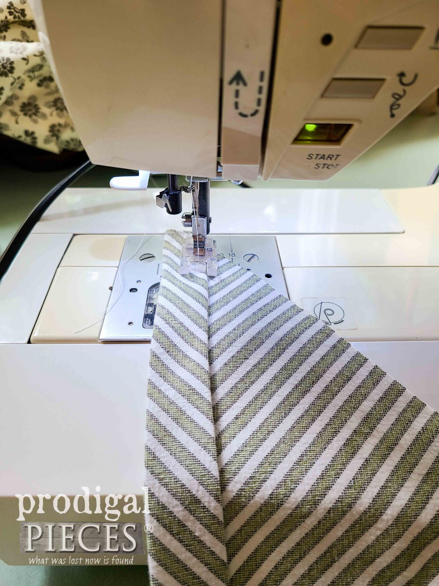 Stitching Pocket Edge Cord Casing   prodigalpieces.com