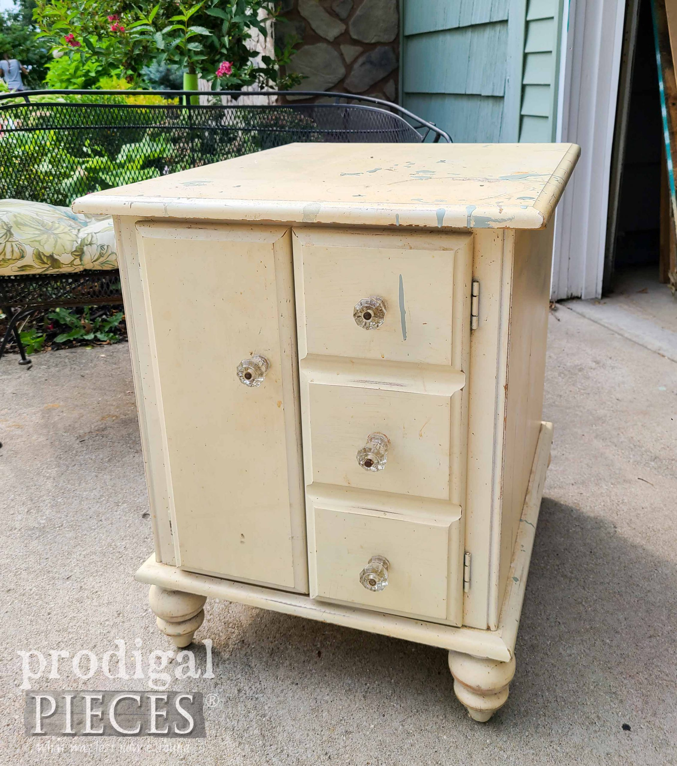 Before Cabinet Side Table   prodigalpieces.com