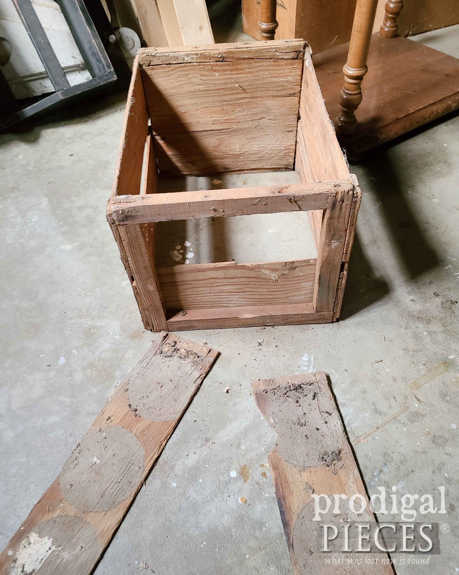 Crate Boards Removed   prodigalpieces.com