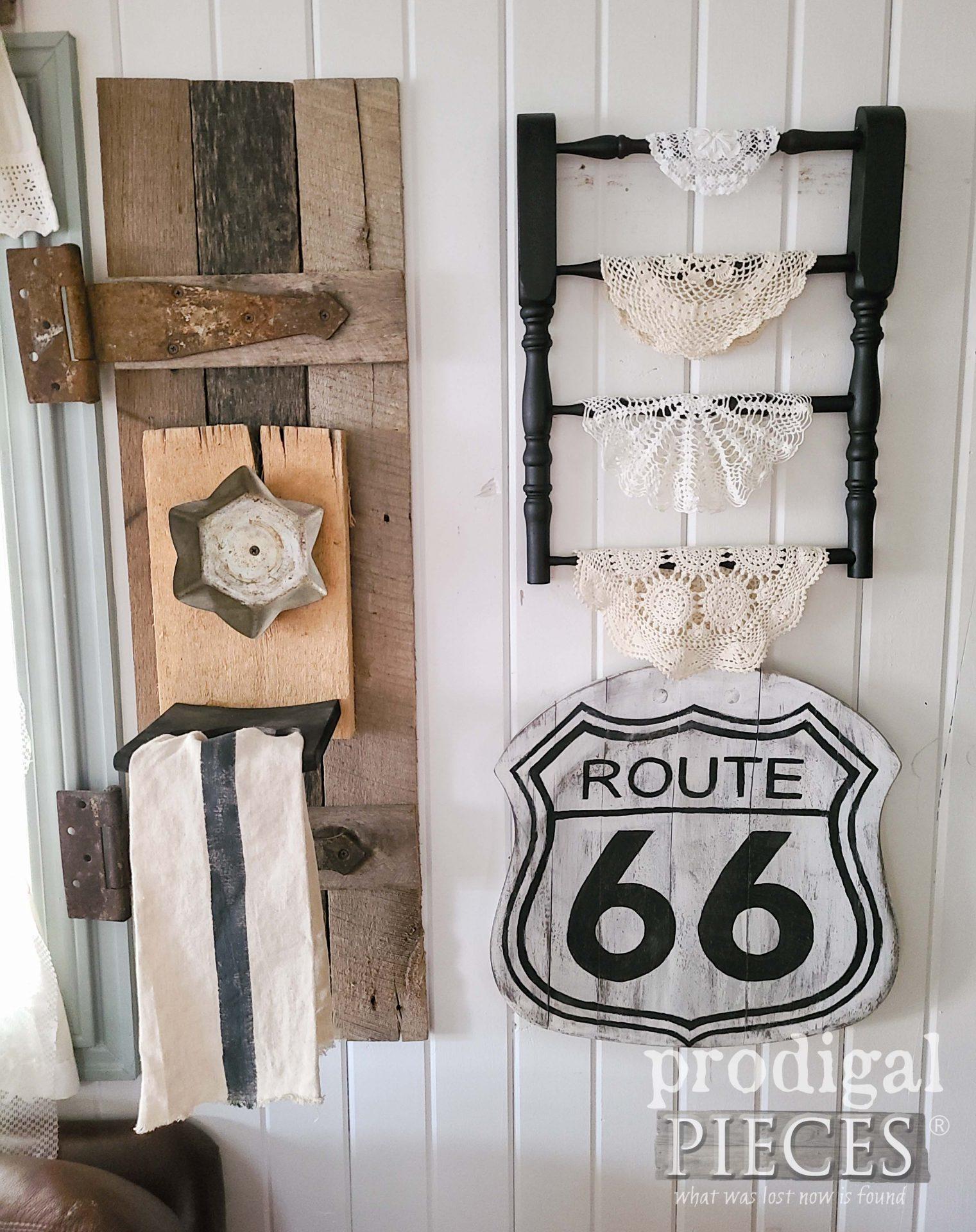 Handmade Farmhouse Decor by Larissa of Prodigal Pieces | prodigalpieces.com #prodigalpieces #home #farmhouse