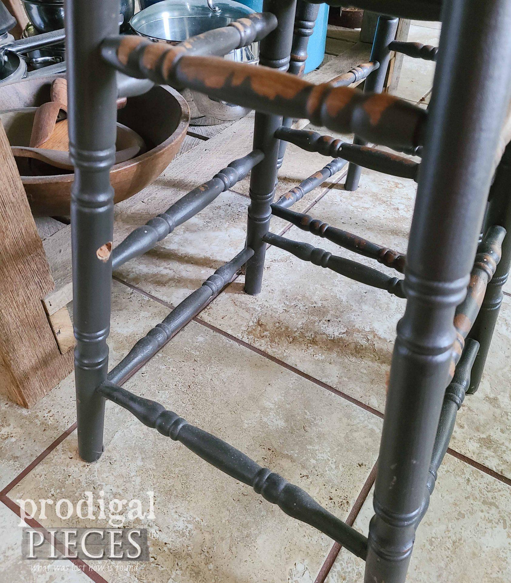 Broken Bar Stool Rung   prodigalpieces.com