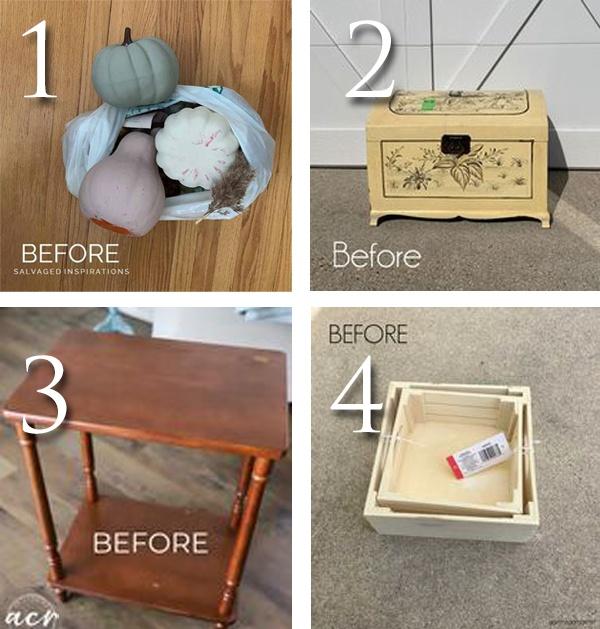Trash to Treasure October 2021 at Prodigal Pieces | prodigalpieces.com